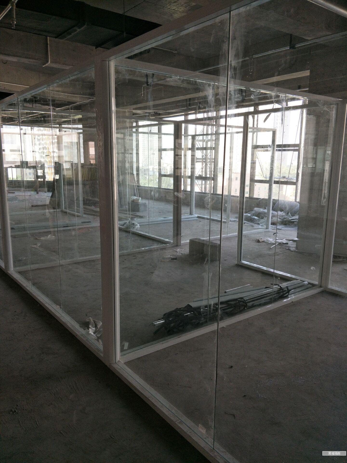 西安玻璃隔断厂家电话